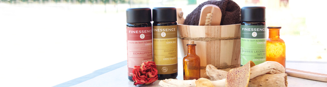 Massage & Care Oils
